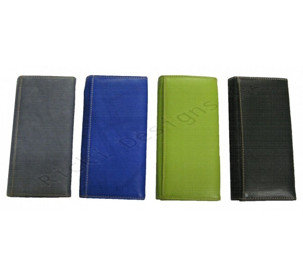 P911   GENUINE LEATHER WALLET MULTI COMPARTMENT