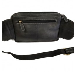 IQ426 LEATHER BELT BAG