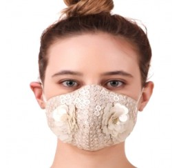 PARTY BRIDAL FACE MASK